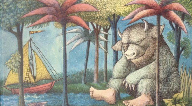 Where The Wild Things Are Book Review