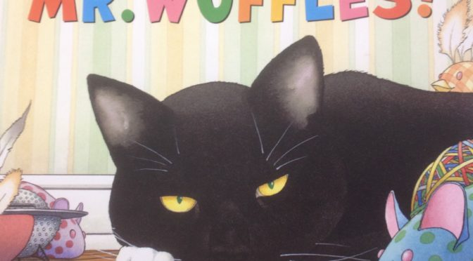 Mr Wuffles Book Review